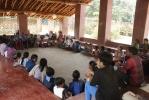 खेड्यांमध्ये मुलांना प्ले स्कूलची सुविधा