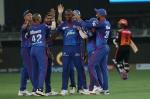दिल्लीचा हैदराबादवर आठ गड्यांनी विजय