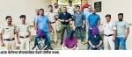 तिघा मोबाईल चोरट्यांना पेडणे पोलिसांकडून अटक
