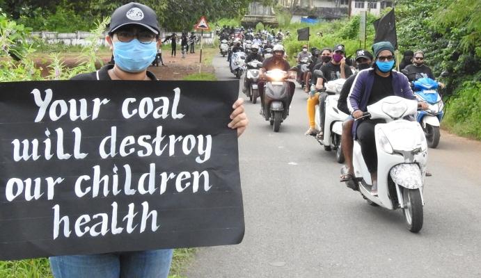कोळसा प्रकल्पांना दक्षिणेत वाढता विरोध