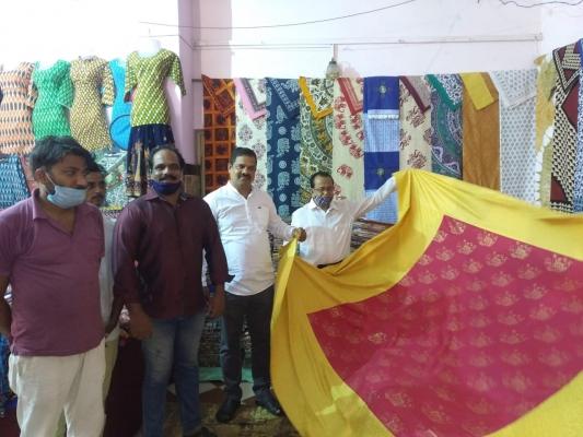 राजस्थान खरेदी मेळाव्याला म्हापशात दिमाखात प्रारंभ