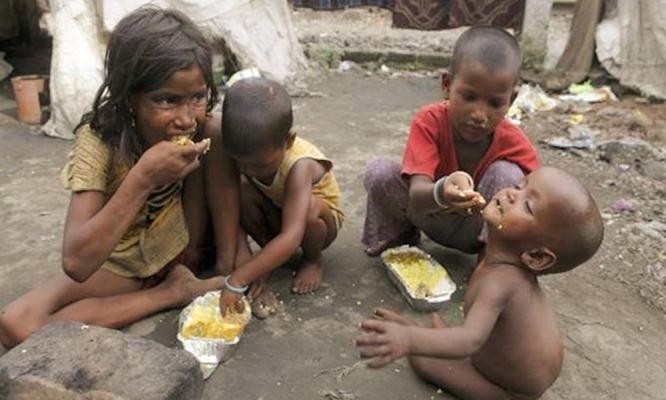 गरिबी संपविल्याविना विकास अवघड