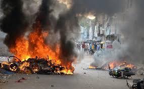पश्चिम बंगालमधील हिंसा कधी थांबेल?