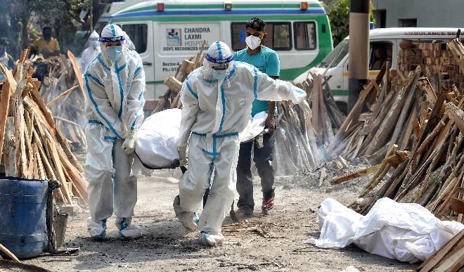 ऑक्सिजनअभावी कर्नाटकात २४ करोनाबाधितांचा मृत्यू